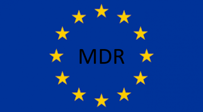 Link to the MDR regulation 2017/745